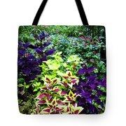 Floral Print 005 Tote Bag