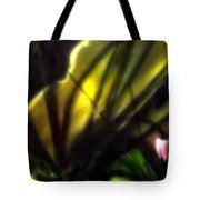 Floral Rays Tote Bag