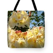 Floral Rhododendrons Fine Art Photography Art Prints Baslee Troutman Tote Bag