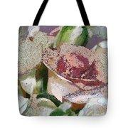Floral Sand Tote Bag
