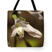 Floral Sideview Tote Bag