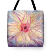 Floral Spirit Of Growth Tote Bag