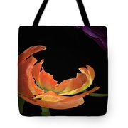 Floral Spring Tulips 2017 Abstract 01 Tote Bag
