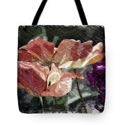 Floral Spring Tulips 2017 Pa 02 Tote Bag