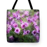 Floral Study 053010 Tote Bag