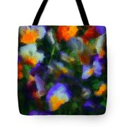 Floral Study 053010a Tote Bag