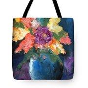 Floral Study 1 Tote Bag