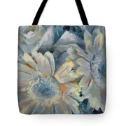 Floral Vegged Out Wow Tote Bag