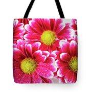 Floral Wallpaper Tote Bag