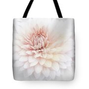 Floral Watercolor Background Tote Bag