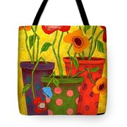Floralicious Tote Bag