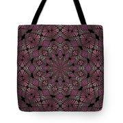 Florametric Mandala-12 Tote Bag