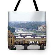 Florence 3 Tote Bag