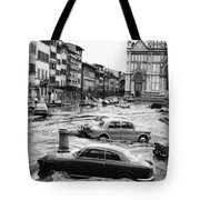 Florence: Flood, 1966 Tote Bag