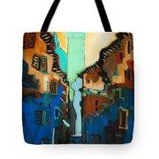 Florence Street Study Tote Bag