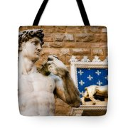 Florentine Icons Tote Bag