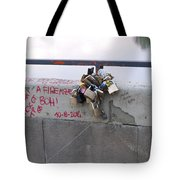 Florentine Love Locks Tote Bag