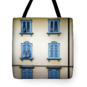 Florentine Shutters Tote Bag