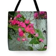 Flores Tote Bag