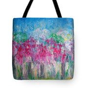 Florescence Tote Bag
