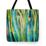 Floresta Verde  Tote Bag