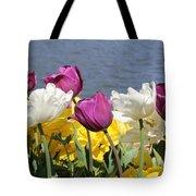 Floriade 9 Tote Bag