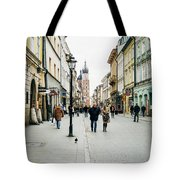 Florianska Krakow Tote Bag