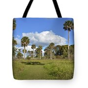 Florida At Its Finest Tote Bag