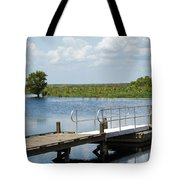 Florida Backwater Tote Bag