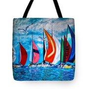 Florida Bay Tote Bag