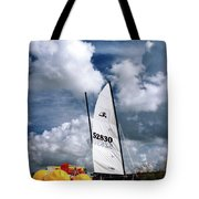 Florida Beach 3 Tote Bag