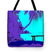 Florida Blues Tote Bag