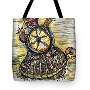 Florida Box Turtle Tote Bag