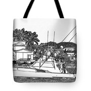 Florida Coastal Living Work D Tote Bag