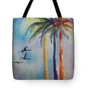 Florida Color Tote Bag
