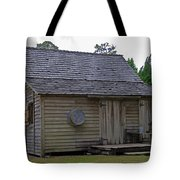 Florida Cracker Cabin Circa 1900 Tote Bag