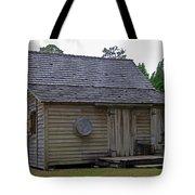 Florida Cracker Cabin Circa 1900 Tote Bag