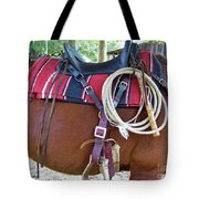 Florida Cracker Cow Whip Tote Bag