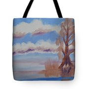 Florida Cypress Tote Bag