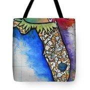 Florida Fantasy Tote Bag