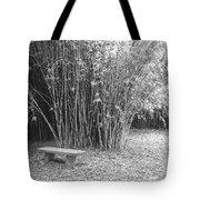 Florida Garden Scene_010 Tote Bag