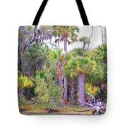 Florida Greens Tote Bag