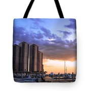 Florida Highrise Tote Bag