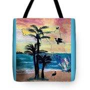 Florida Images Tote Bag