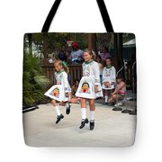 Florida Irish Dancers Tote Bag