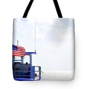 Florida Keys Patriot Tote Bag