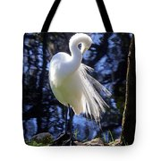 Florida Living Tote Bag