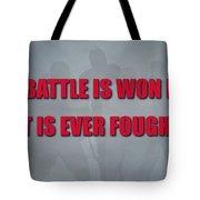 Florida Panthers Battle Tote Bag