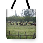 Florida Ranch Tote Bag