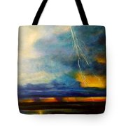 Florida Seascape Tote Bag